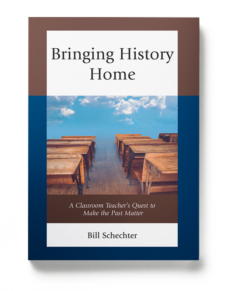 Bringing History Home Book Cover